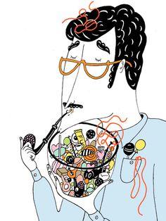 Pintolines Design - Malin Koort illustration
