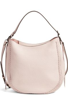 Rebecca Minkoff Unlined Convertible Whipstitch Hobo (Nordstrom Exclusive) available at #Nordstrom