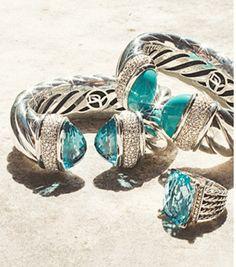 David Yurman By the Sea Waverly Bracelets