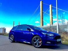 Ford Focus ST-3 2016