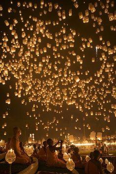 floating lanterns maltick