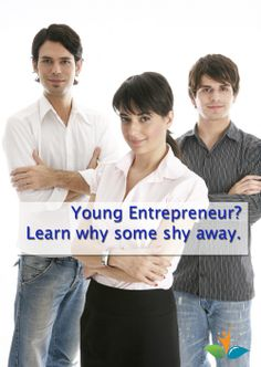 New study suggests why young people shy away from being an entrepreneur. Overcome these two fears and rock it!