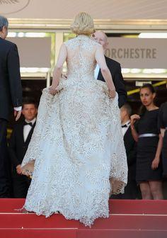 Nicole Kidman in Valentino - 'Nebraska' Premieres in Cannes