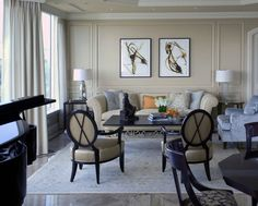 Contemporary Living Room Design Ideas | Living rooms, Remodeling ...