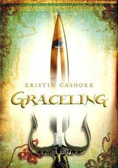 Graceling by Kristin Cashore 5 stars