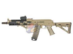 AG Custom Beta Project X Magpul Tactical AK AEG (DE, Chris Costa Style) [AG-CAEG-TAKCCDE-AG] - US$540.00 : Airsoft Global!, Gun