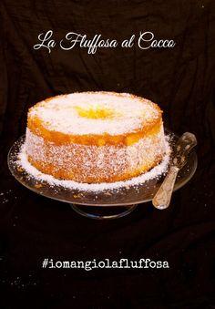 fluffosissima al cocco #iomangiolafluffosa - Dolci Gusti