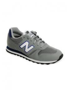 New Balance M373gp Men Medium Moyen Grey Sneakers