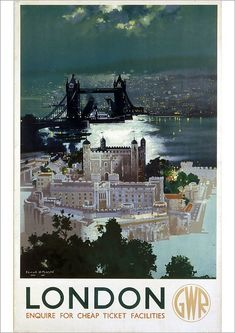 Vintage Jersey and Guernsey By Sealink Ferry Poster A4//A3//A2//A1 Print