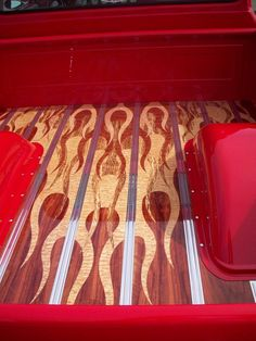 Post your Bed Wood/Metal - Customized/Modified or Stock - The 1947 - Present Chevrolet & GMC Truck Message Board Network