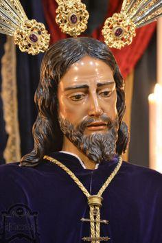 Besapies a Ntro. Padre Jesús de la Humildad. Fotos Valentín López