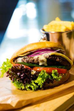 Chopped Burger Dave B, Foto by Mario Andreya