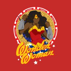 Check out this awesome 'Woman+of+Wonder' design on @TeePublic!