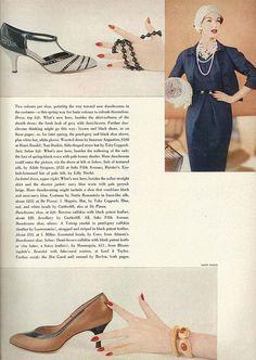 November Vogue 1958
