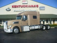 USED 2008 VOLVO CONVENTIONAL VT64T830 #truck #equipmentready