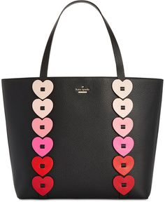 kate spade new york Yours Truly Ombre Heart Medium Tote