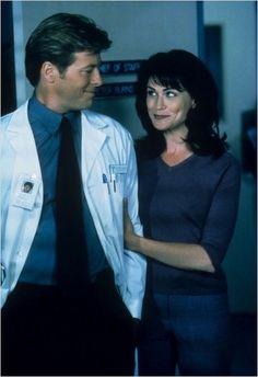 Jack Wagner & Rena Sofer (Melrose Place)