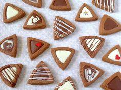 ホケミで簡単バレンタインにチョコクッキーの画像