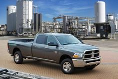 The Ram 2500 combines what's expected of a heavy duty pickup - power, durability and towing capacity - with several features that aren't typical of the segment, including a relatively forgiving suspension and an upscale interior.