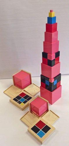 The precision and timelessness of Montessori materials