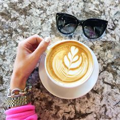 coffee art…