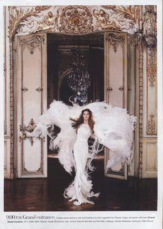 The Simply Luxurious Life®: Giselle Bundchen – Harper's Bazaar June 2007