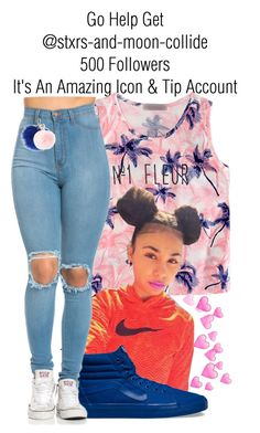 """""""//Shoutout//"""" by be-you-tiful-flower ❤ liked on Polyvore featuring Chicnova Fashion, Vans, Furla, RAJ and flowershoutouts"""