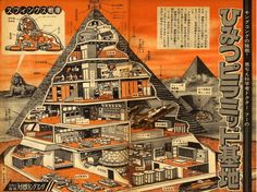 Dr Who's Secret Pyramid Base (1967)