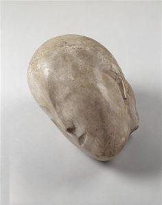 La Muse endormie, 1910 Constantin Brancusi (1876-1957)