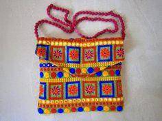 beautiful kutchi embroidery sling bag Whatsapp For More Designs :- 08866233933 #handicraft #handmade #handbag #slingbag #traditional #kutchibag #gift#fashion #ethnic