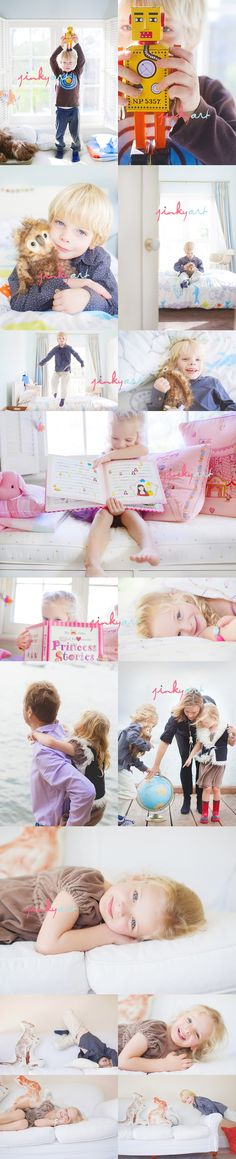 yes, I do intend to pin every single thing from jinky art's blog! Love the #lifestyle elements of this #family shoot.