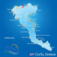 Sidari Corfu - Grecia de Weekend