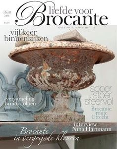 Liefde voor Brocante - Issue No. 2 - Written in Dutch