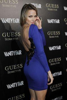 Shantel van Santen, love her and her dress