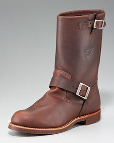 Red Wing Shoes Heritage Engineer Boot      $300.00