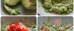 Recept Guacamole dip (avokádová pomazánka) Guacamole Dip, Dips, Mexican, Ethnic Recipes, Food, Sauces, Meal, Dipping Sauces, Essen