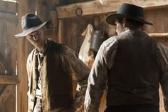 The American West TV show on AMC in June