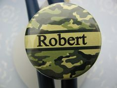 Stethoscope ID Name Tag Camo Customizable with Add on ID Badge Reel Option by sparklinghope on Etsy https://www.etsy.com/listing/246568577/stethoscope-id-name-tag-camo