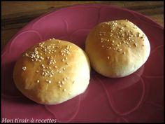 pains à burger