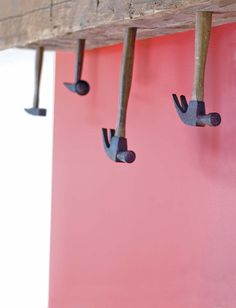 Need coat rack or coat hook ideas for my garage - The Garage Journal Board
