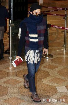 G-Dragon, Daesung & Seungri @ Gimpo Airport to Tokyo (151110) [PHOTO] - bigbangupdates