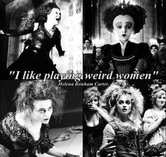 Weird women ♥