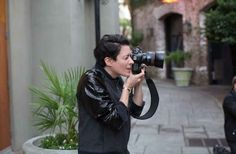 Behind the Scenes With Garance Doré as She Captures French Cool for Maison Jules - Fashionista
