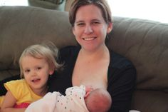10 tips for nursing your new born while chasing a toddler