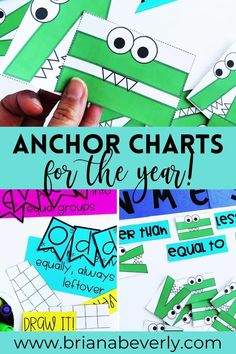 Prep all of your math 2nd grade anchor charts at once this summer! Make cute anchor charts to teach your students, but make them interactive and useful for your students! Grow your students in math, and have a pretty classroom with these math anchor charts. Math Blocks, Math Anchor Charts, Fun Math Activities, Math 2, Primary Resources, Early Finishers, Primary Classroom, My Favorite Part, Student Learning