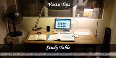 Vaastu Advice for the Study Table