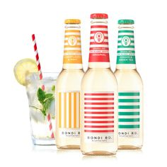BONDI RD: Summery spritzers from [yellow tail] - Lost At E Minor: For creative people