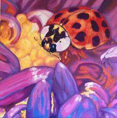 Ladybug by Nancy Stark