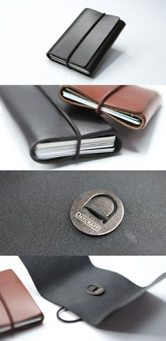 Moneywrap. This beautiful minimalist cash and cards holder by Daycraft is everything that the traditional wallet is not. It is small, simple, light and compartment free.