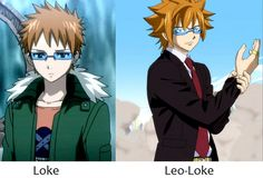 fairy tail loke the lion - Google Search